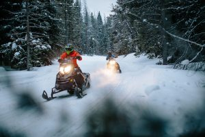Togwotee Snowmobiling